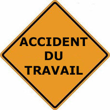 VICTIME D'UN ACCIDENT DU TRAVAIL ?